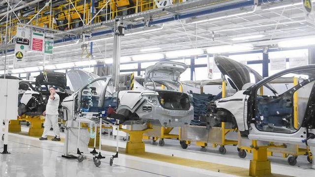suspensiones en industria automotriz