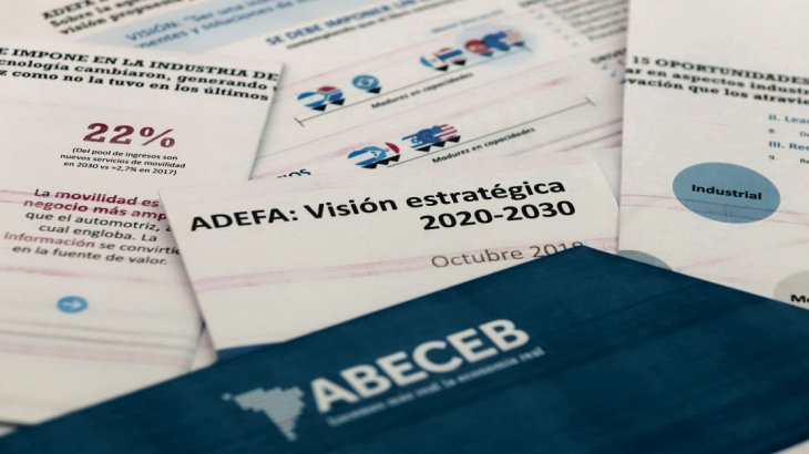 Informe de Adefa