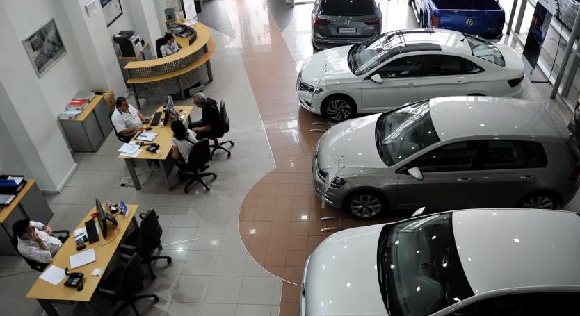 venta de autos 0km
