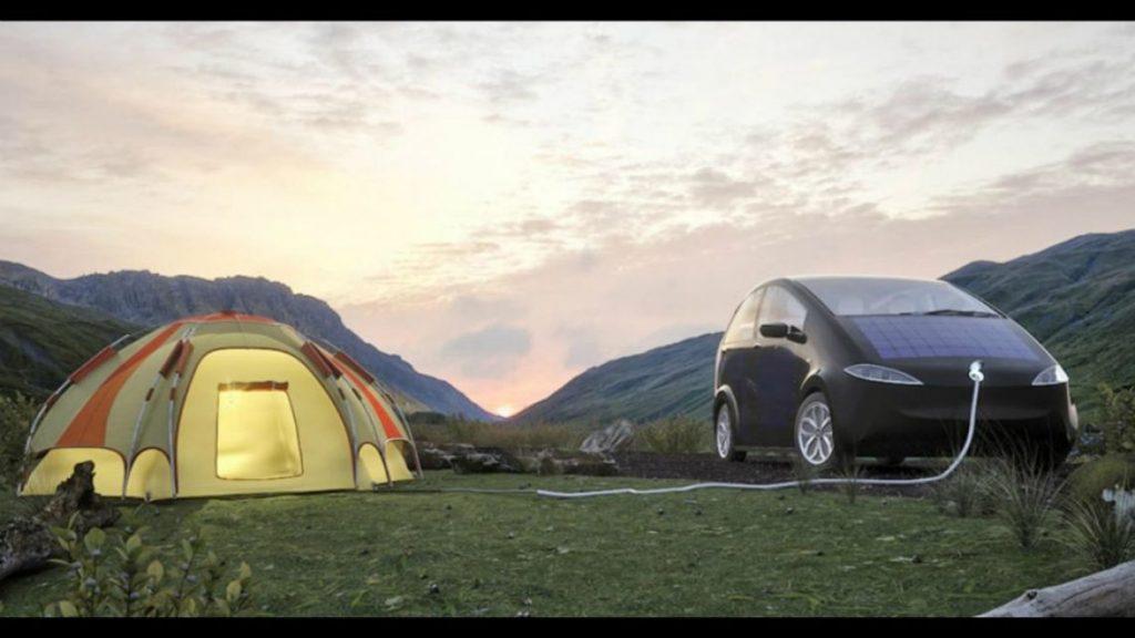 automóviles solares