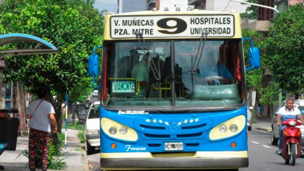 transporte público Tucuman