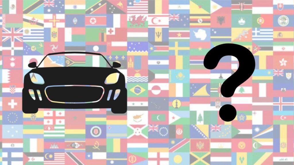 ¿Cómo saber en qué país se fabricó tu auto?