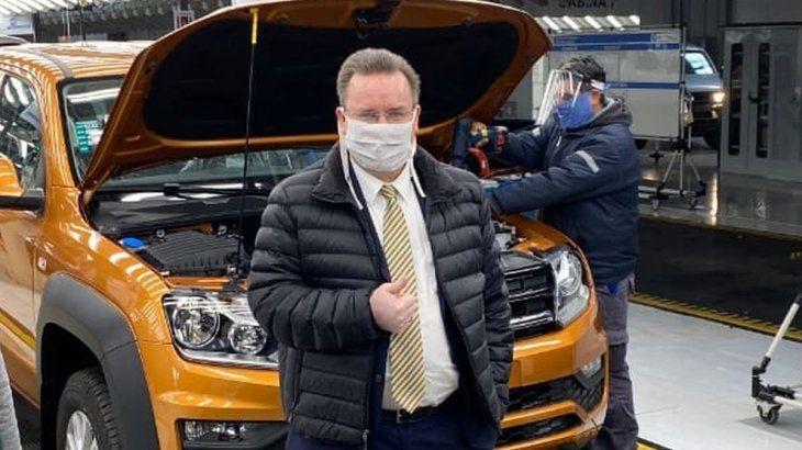 CEO de Volkswagen