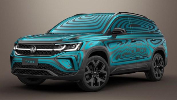 Volkswagen anticipa la presentación de su SUV de producción nacional
