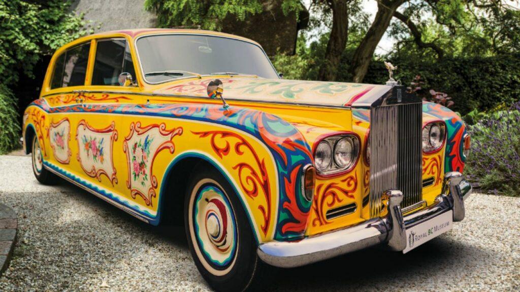 Rolls-Royce Phantom V Touring Limousine