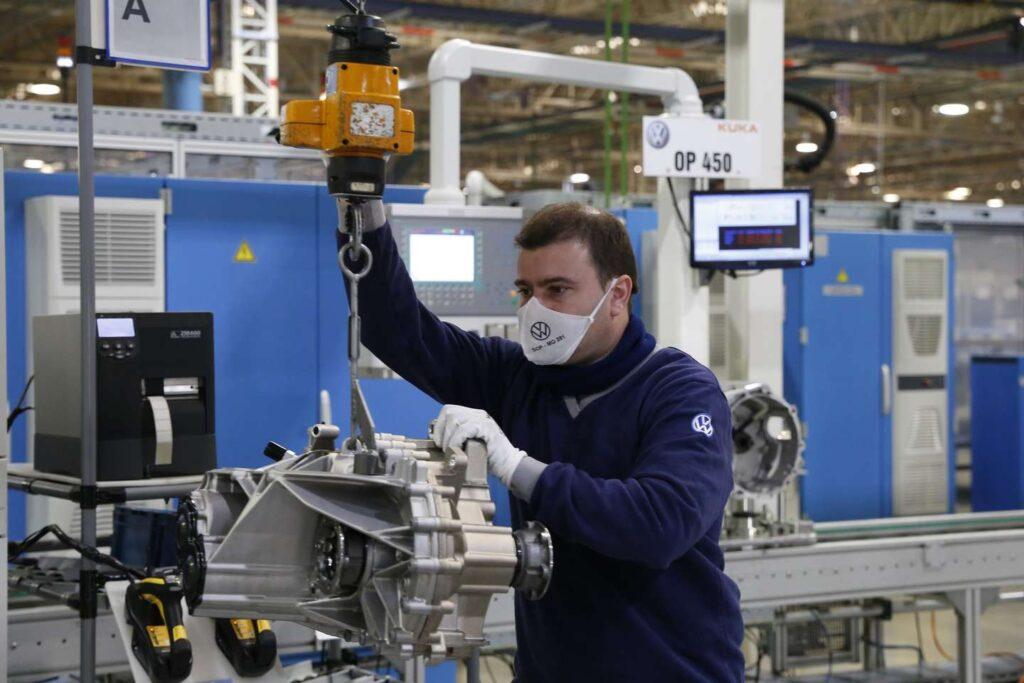 Volkswagen Argentina comenzó a exportar